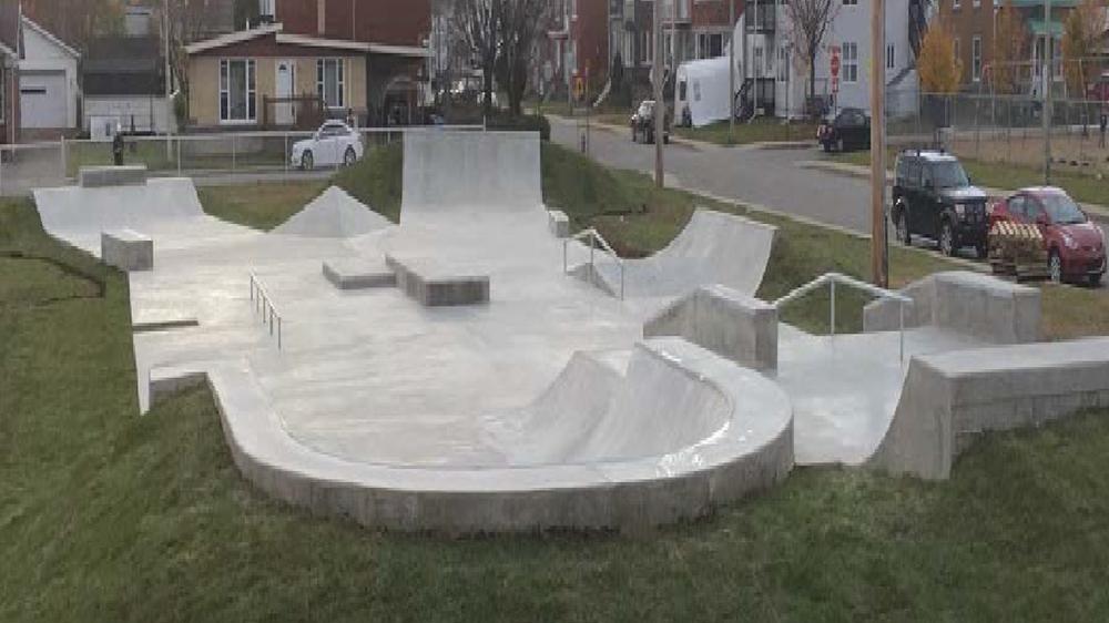 Un Nouveau Quot Skate Park Quot 224 Shawinigan