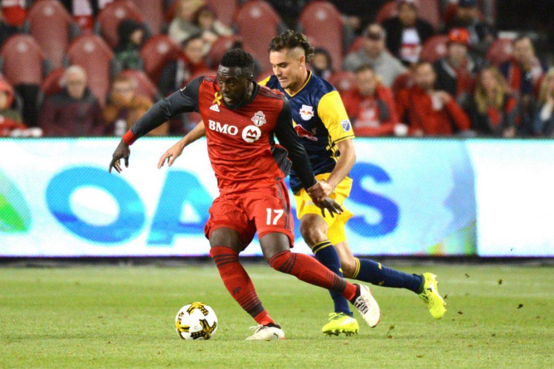 Toronto FC says Jozy Altidore is being abused by fans over
