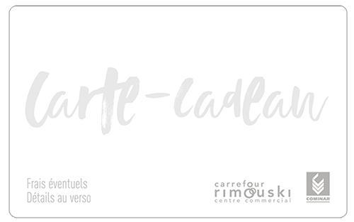 Carte Carrefour Rimouski.100 Au Carrefour Rimouski Pour Le Vendredi Fou