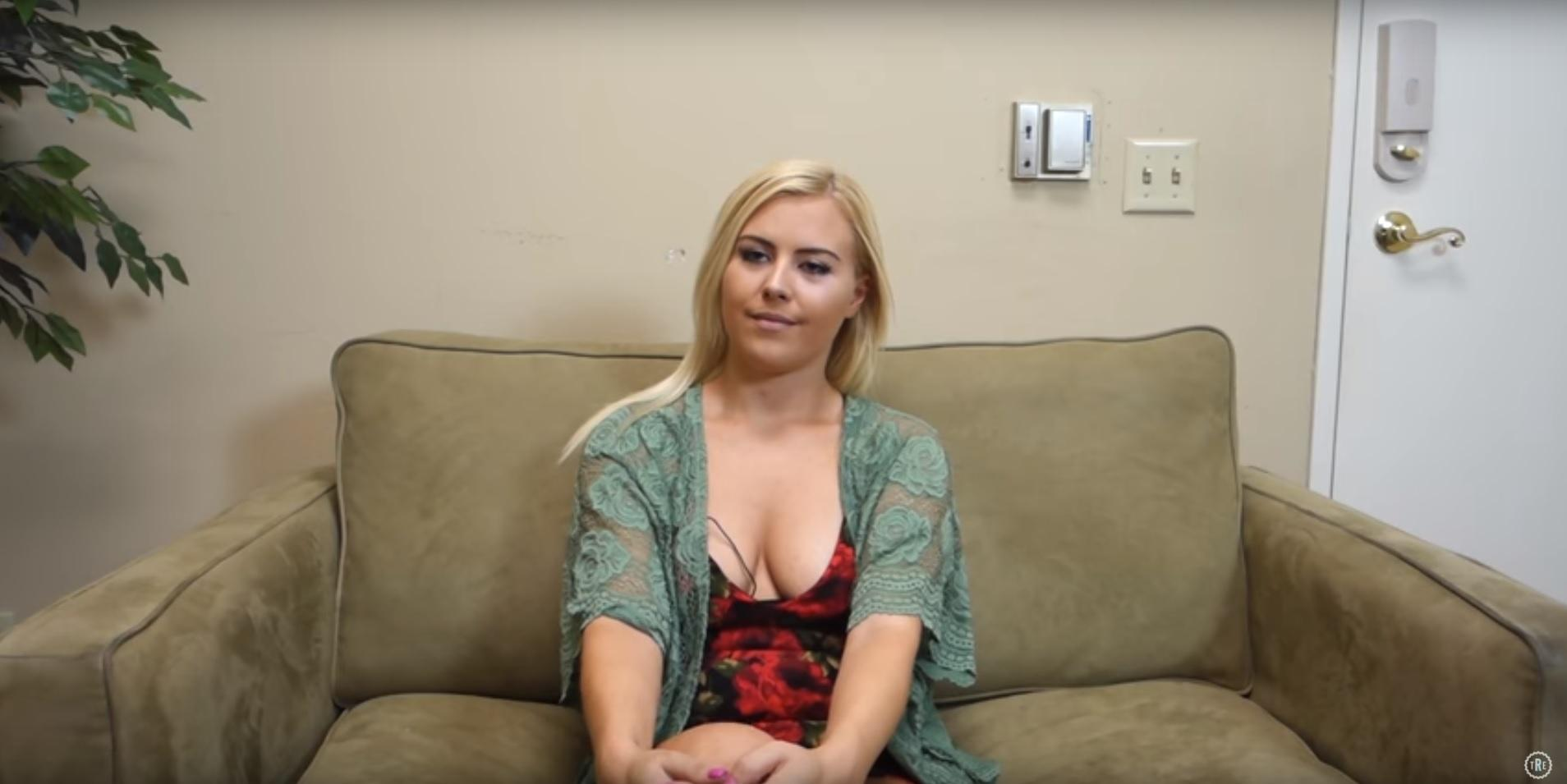 Casting couch porn stars