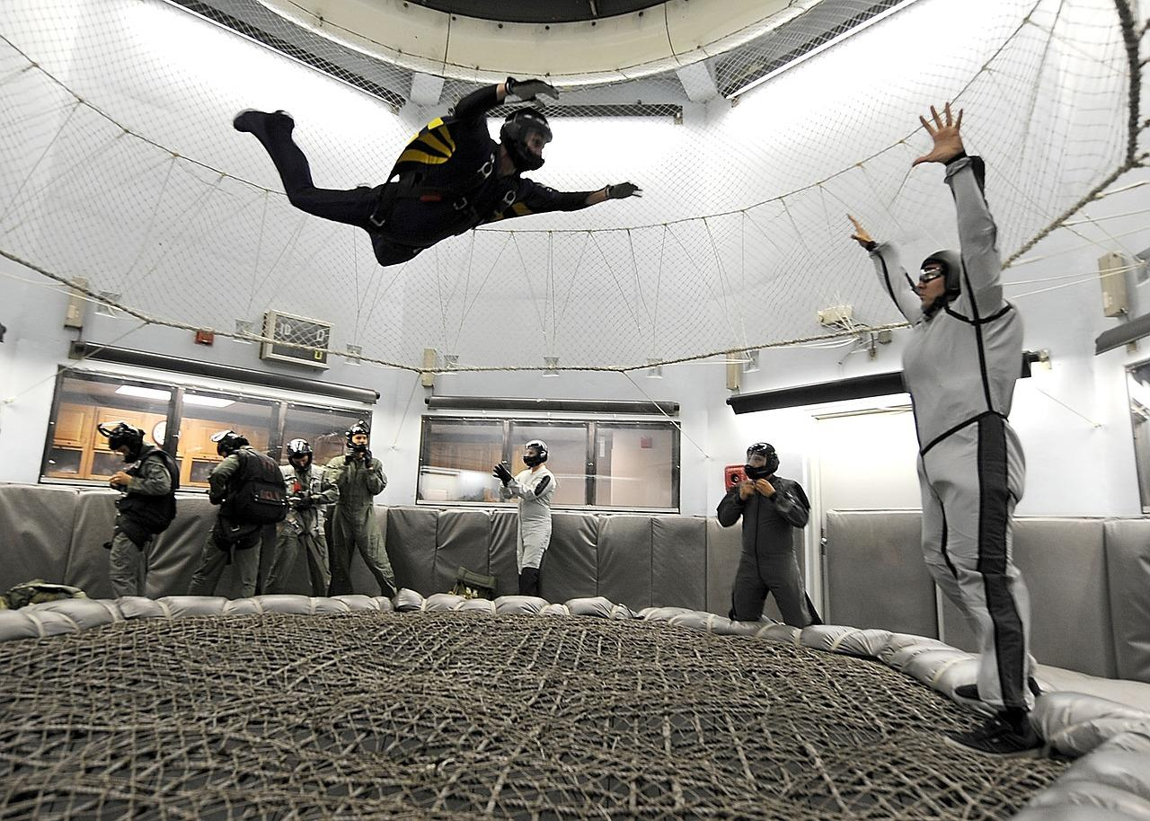 Indoor Skydiving is Coming To YYC!
