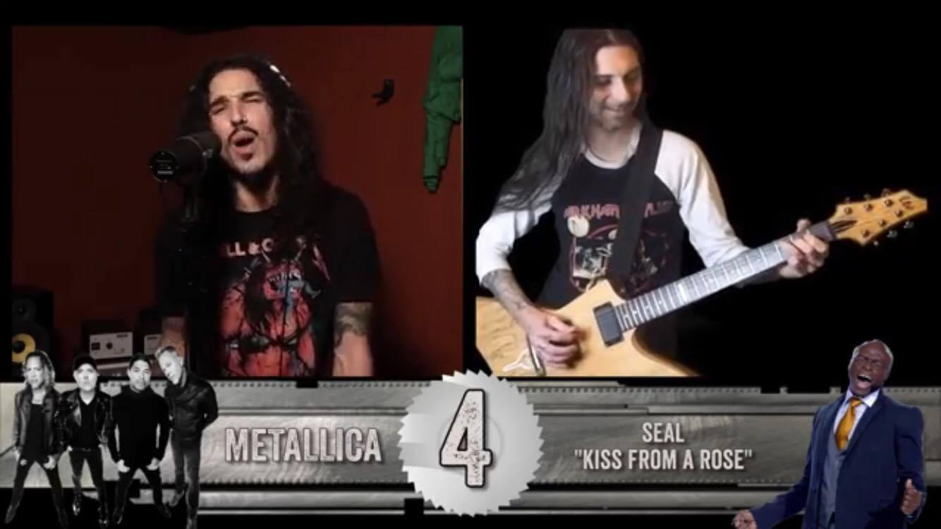 Ten Second Songs - 10 Songs in the Style of Metallica | Feat