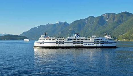 Bc ferries twitter contest giveaways