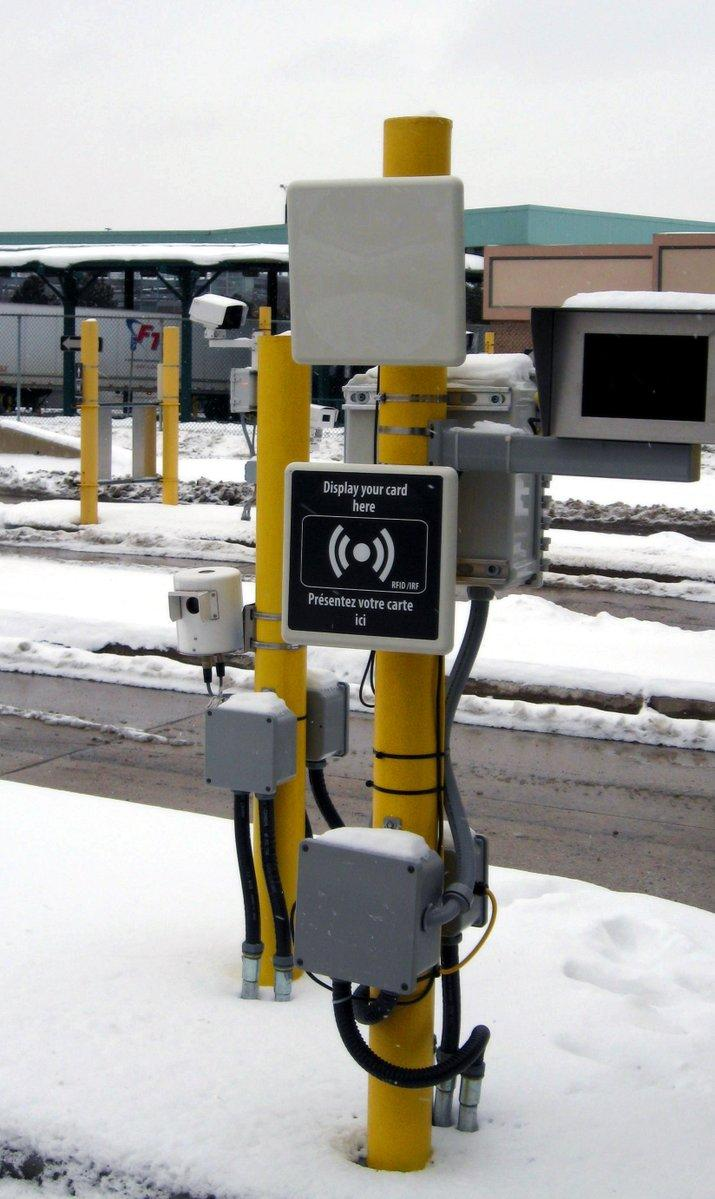 Carte Nexus Canada.New Technology Designed To Make Crossing The Border Faster