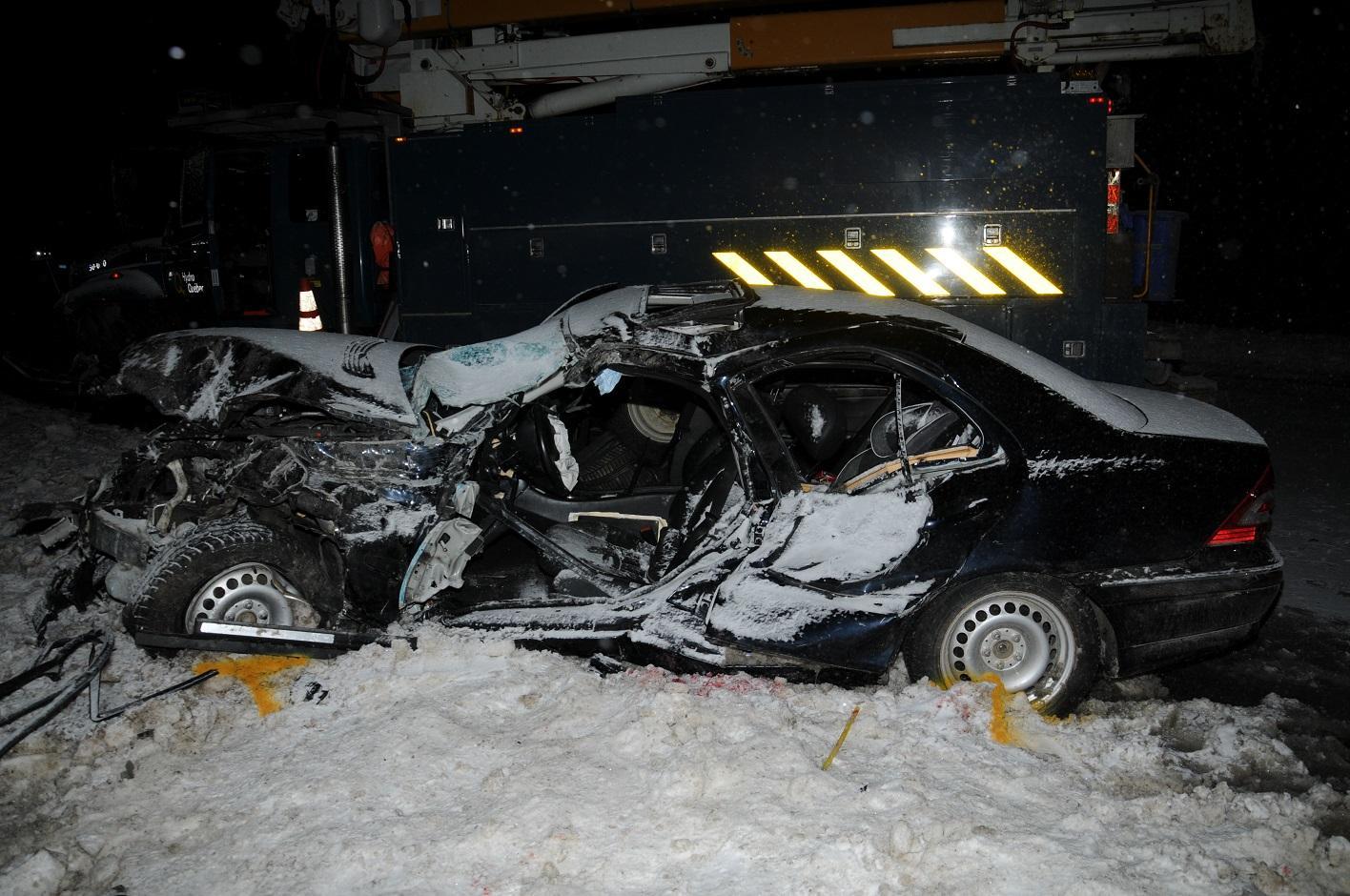 UPDATE: Gatineau man, 33, identified as victim of Pontiac crash