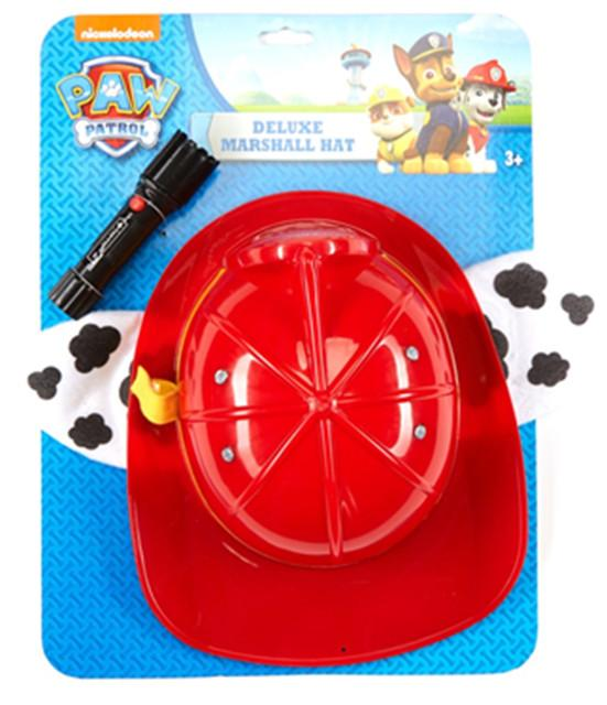 Paw Patrol Deluxe Marshall Hat recalled due to fire hazard
