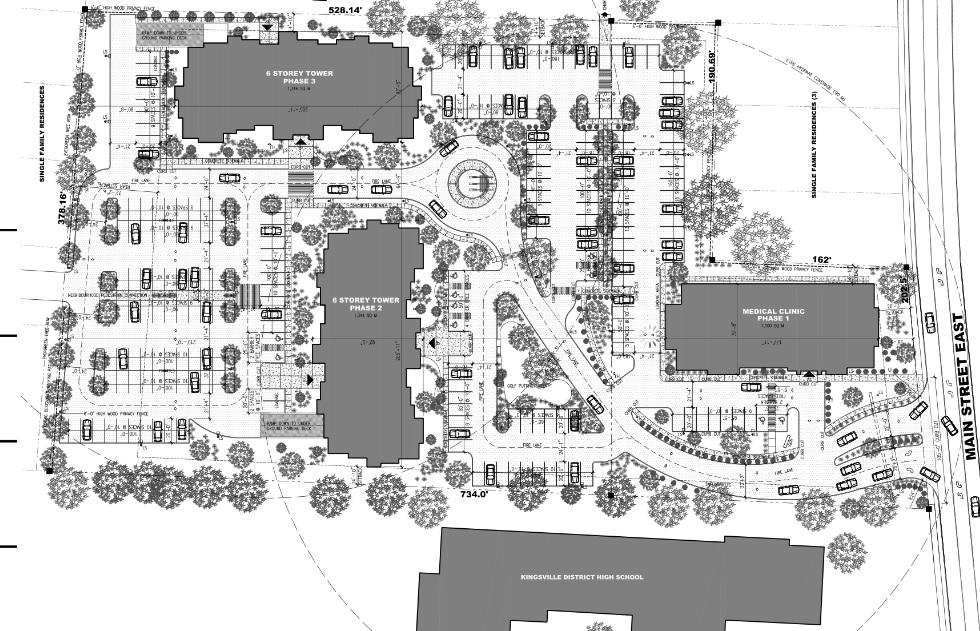 AM800-NEWS-Kingsville-200-Main-St-E-development-drawing