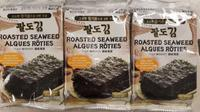 Roasted Seaweed Recall