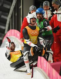 AM800-Sports-Luge Team Relay-Winter Olympics-February 15-2018