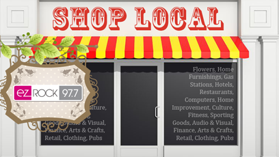 CKTK - Shop Local - Homepage Link Banner
