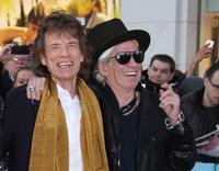 Mick Jagger and Keith Richards in 2016