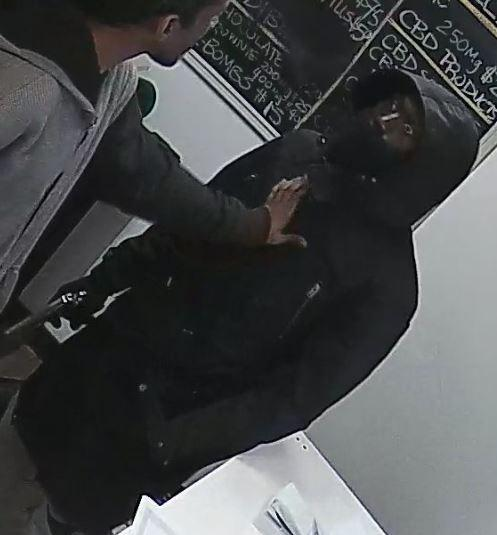 Suspect #2 wanted in connection with a February 17, 2018 robbery on Montreal Road.