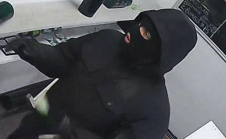 Suspect #3 wanted in connection with a February 17, 2018 robbery on Montreal Road.