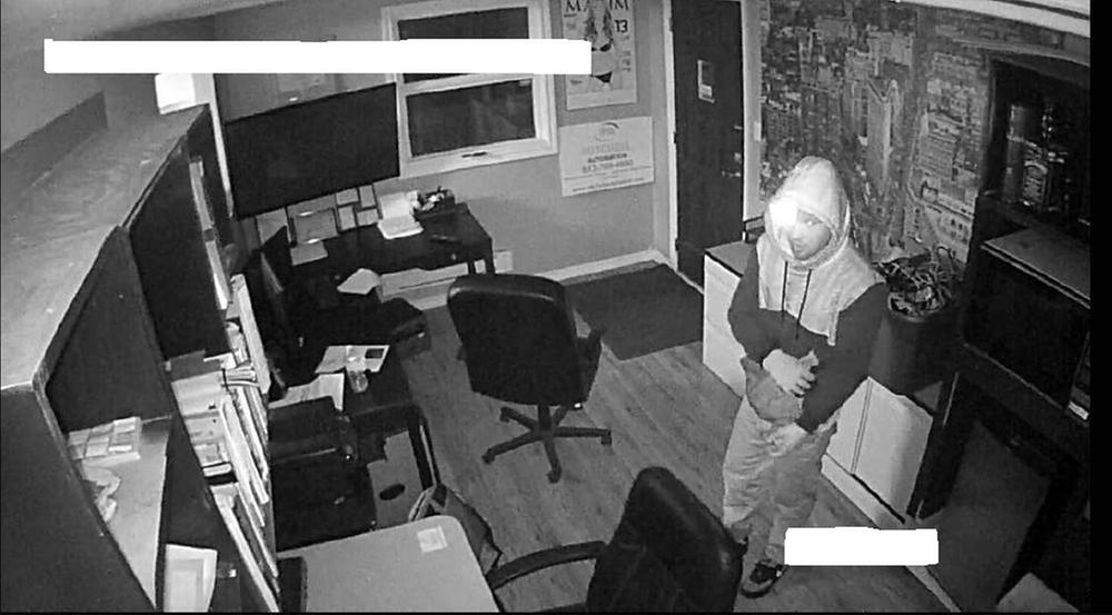 Police seek alleged tool thieves in Carp
