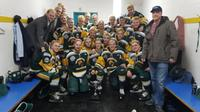 Humboldt Broncos junior hockey team