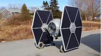 If you've sensed a disturbance in 'the force,' it's coming from a seaside community just outside of Halifax, where a backyard inventor has created something out of this world. (CTV Atlantic)