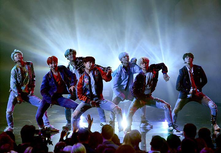 K-Pop Act BTS Coming To Canada