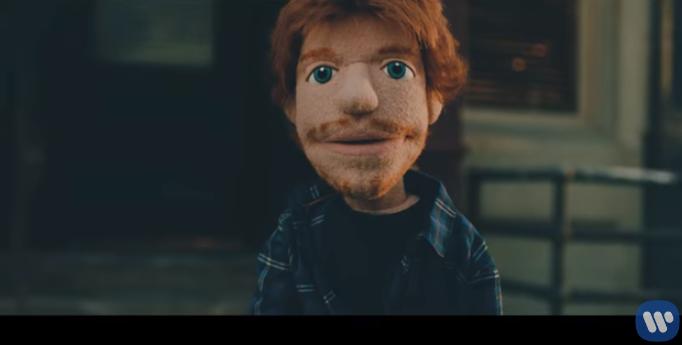 Puppet Ed Sheeran Is Back