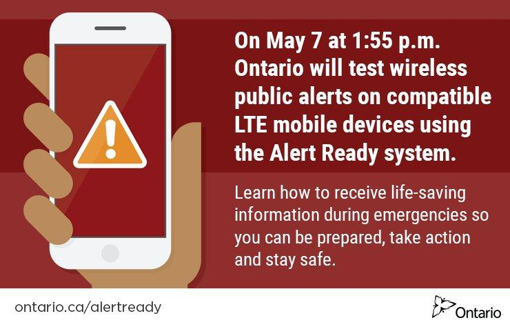 Flaw In Ontario Emergency Alert System