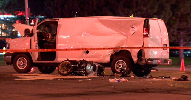Fatal motorcycle accident on West Island