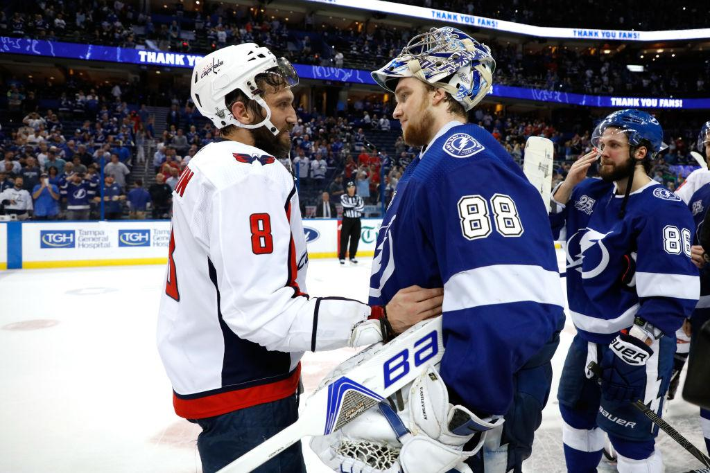 photo relating to Washington Capitals Printable Schedule named Capitals Blank Bolts Toward Progress Toward Stanley Cup Past