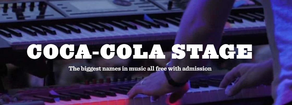Full Lineup For 2018 S Coke Stage