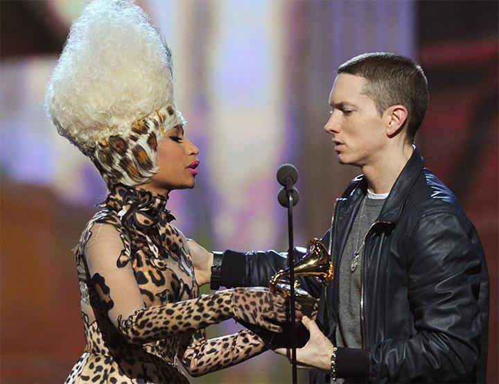 Girlfriend eminem Eminem Girlfriend