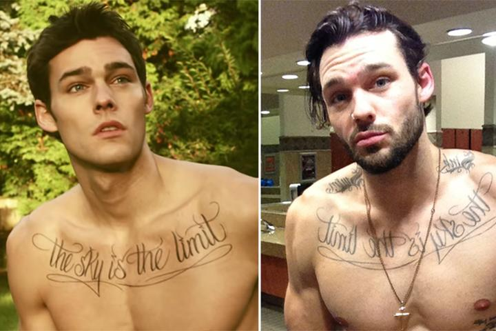EXCLUSIVE: Holden Nowell Tries To Move Past 'Call Me Maybe'