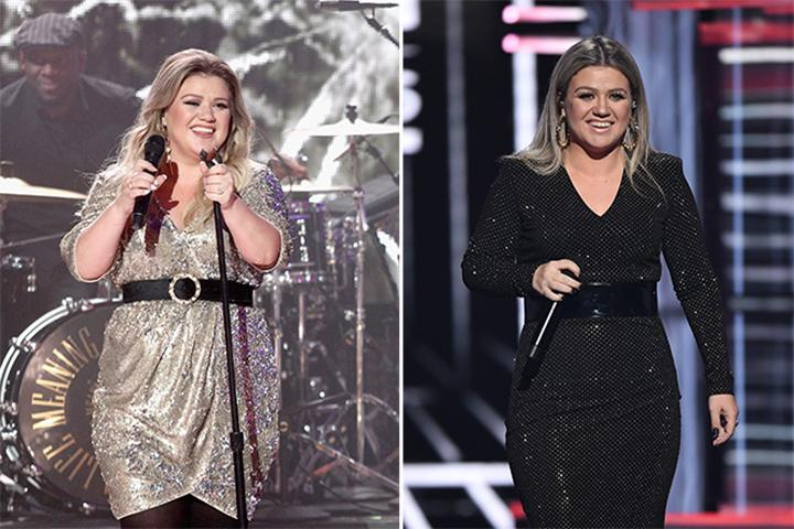 Kelly Clarkson Reveals How She Lost Weight