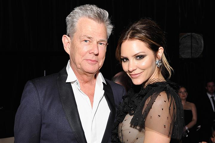 David Foster Katharine Mcphee Are Engaged
