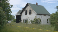 Two people are dead after a fire broke out in their home early Sunday morning in Westville, N.S. (CTV Atlantic)