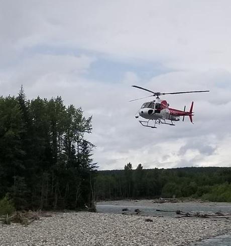 Boater Missing on Kitimat River