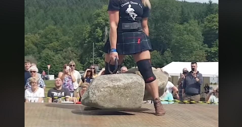Lifting The Stones