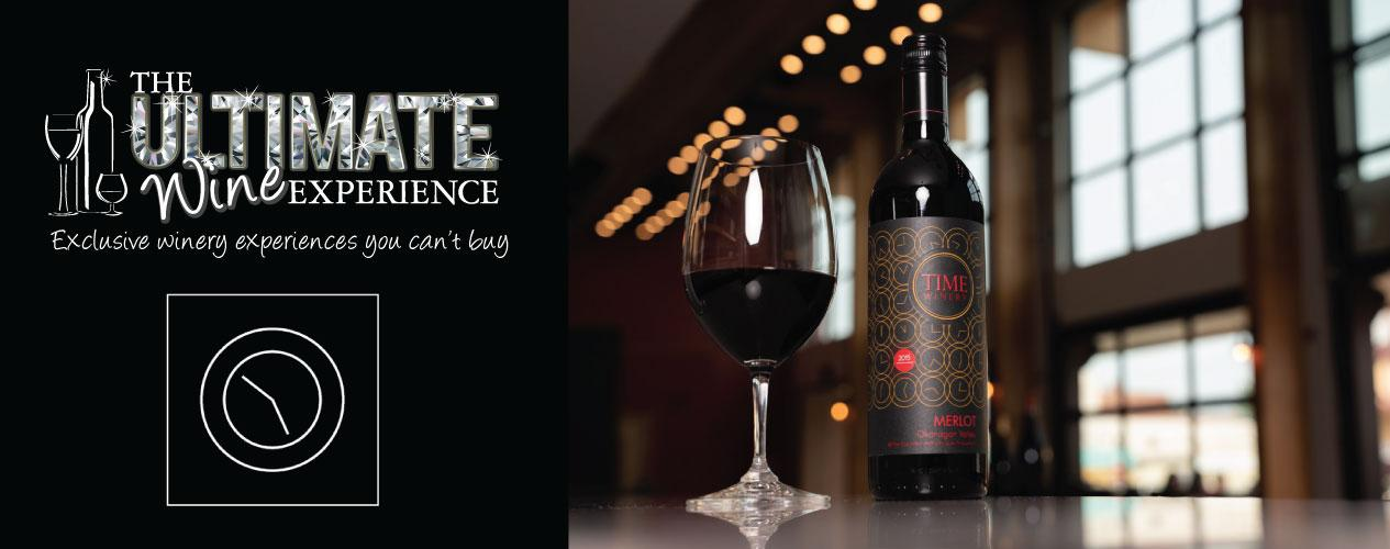 Ultimate Wine Experience - Time Winery