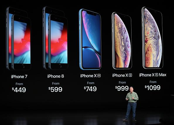 Apple's new iPhones are here — and they're bigger and