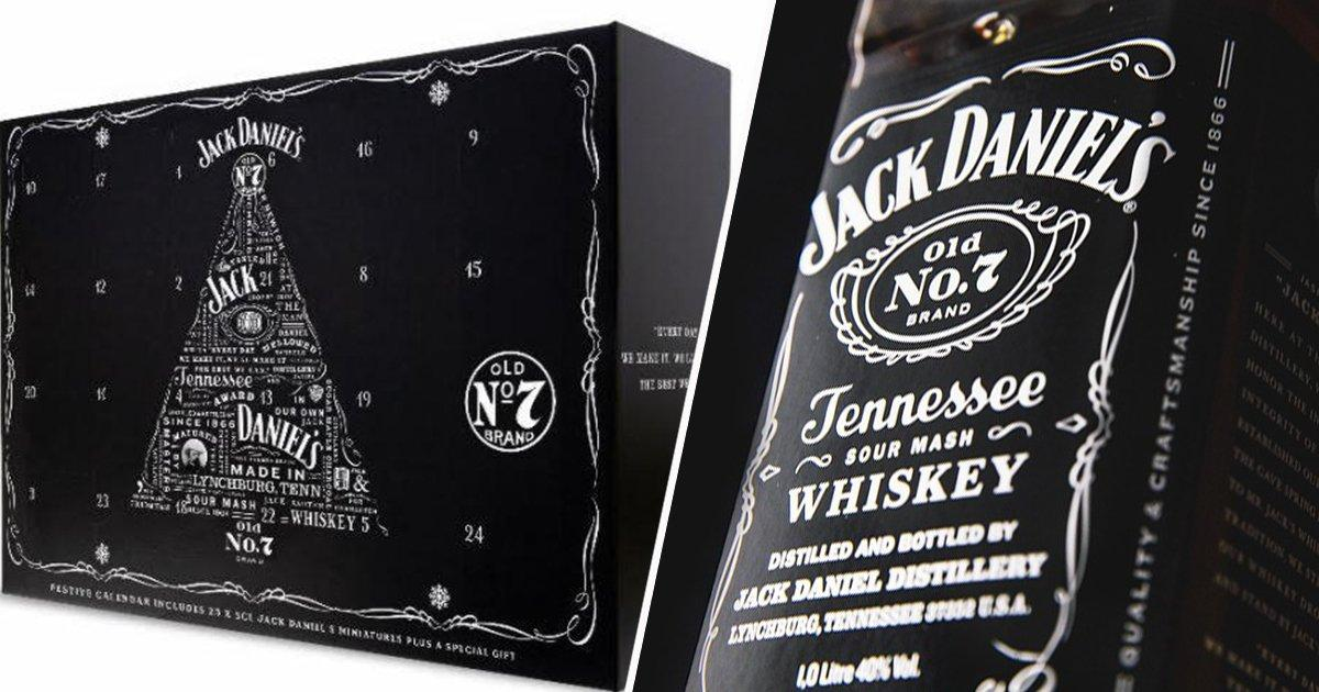Jack Daniels Advent Calendar.Yes There Will Be A Jack Daniels Advent Calendar This Christmas