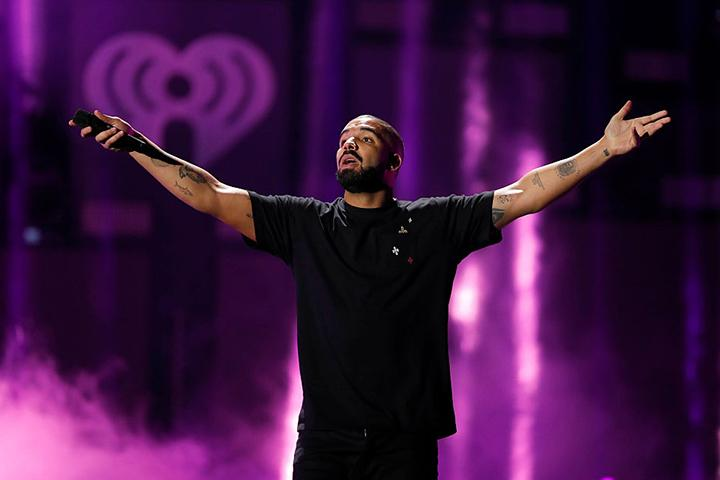 Drake Beats Beatles Record For Most Top 10 Hits In A Year