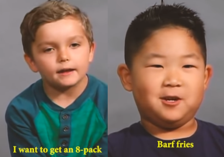 WATCH: Kids Casting Commercial Gone Bad