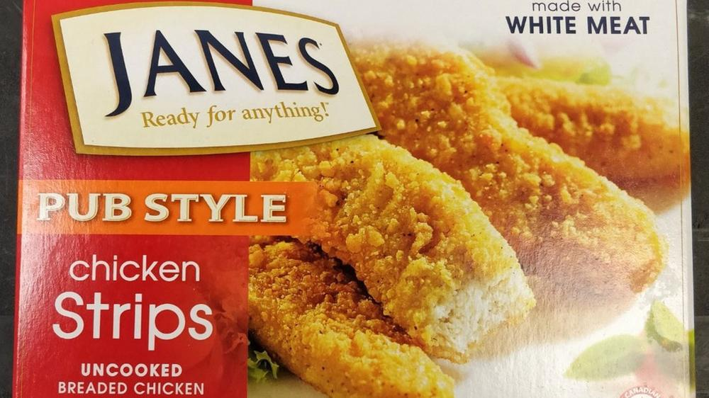 Second Recall Warning For Janes Chicken Products