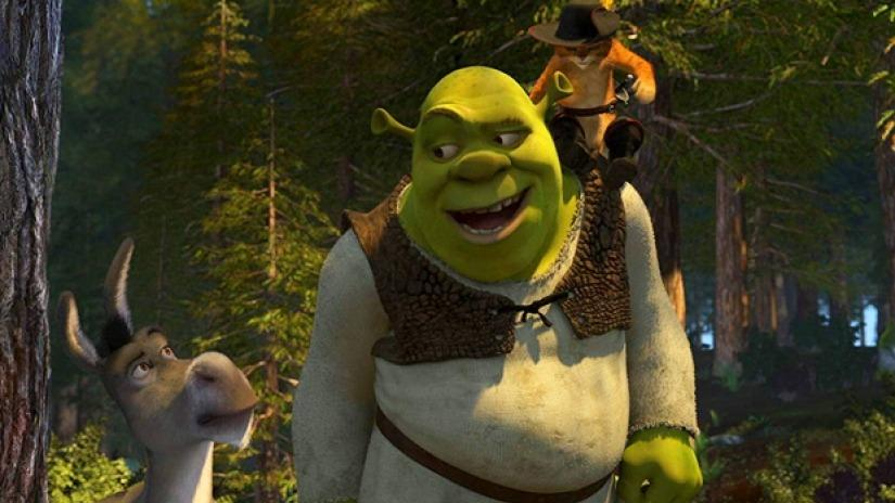 Shrek And Puss In Boots Are Being Re Booted