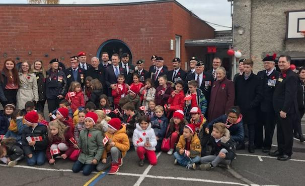 am800-news-masse-group-belgium-remembrance-day-100-years-november-9-2018