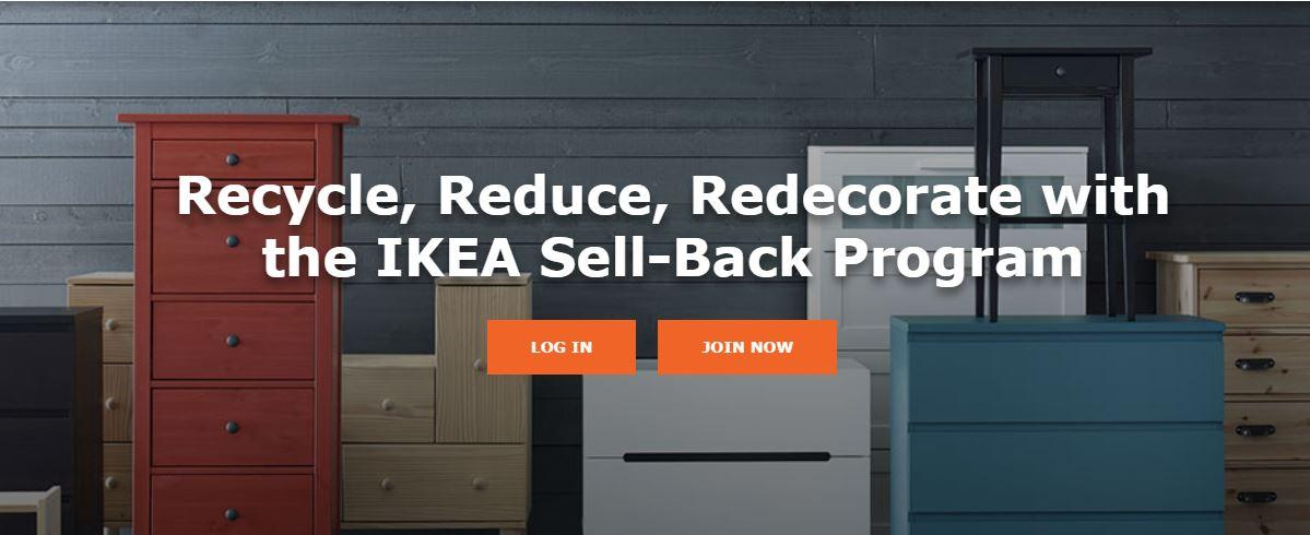 You Can Sell Your Furniture Back To Ikea