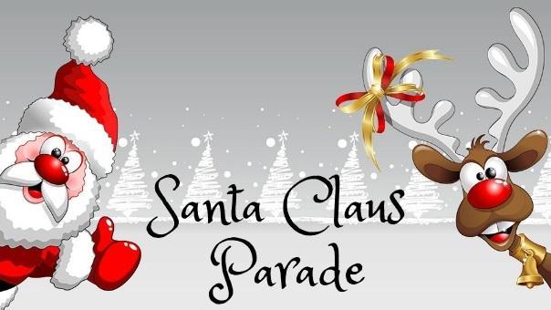Christmas Parade Clip Art