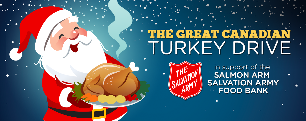 EZ Salmon Arm - Great Canadian Turkey Drive 2018 - banner 1265
