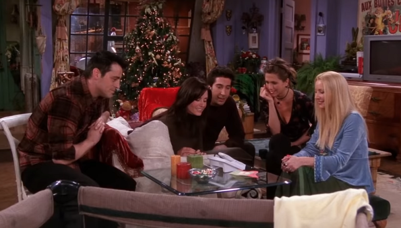 Friends Christmas Episodes.Every Friends Christmas Episode Ranked