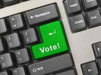 Computer with Vote Key