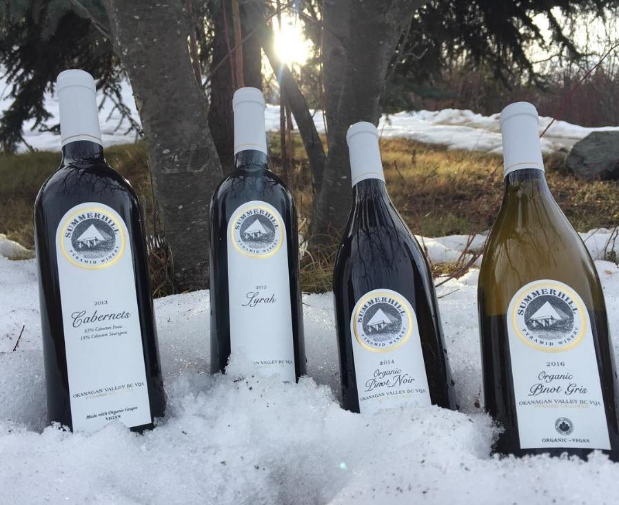 The time may be right for Ice Wine.