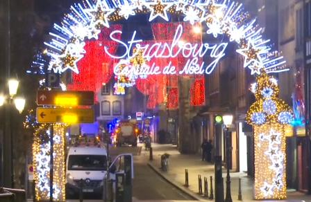 Strasbourg Christmas Market Shooting.Suspect In Deadly Strasbourg Shooting Well Known To