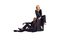 Marilyn Denis and Jamar