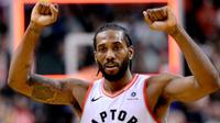 Kawhi Leonard Raptors, January 8, 2019